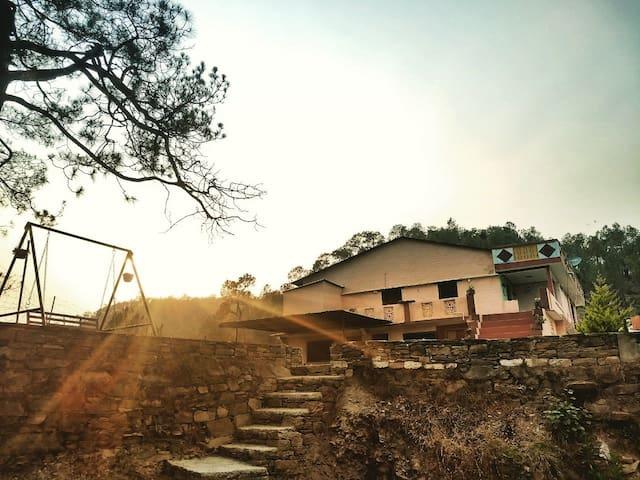 THE KURMANCHAL VILLAGE-a kumaoni theme villagestay