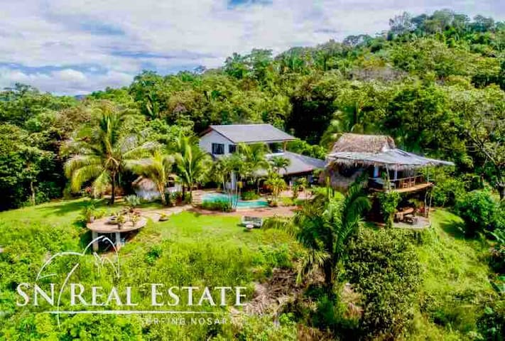 CASA ECLIPSO, Nosara's Premiere Nature Resort Home
