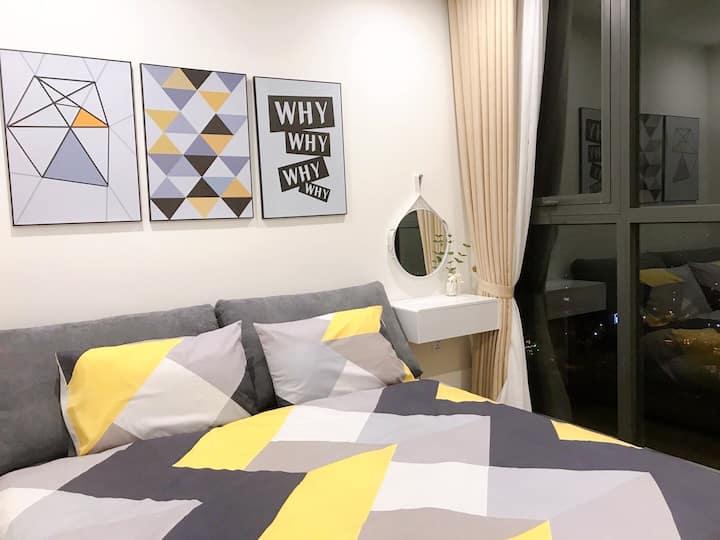 VINHOME SKYLAKE - Fairy House - 2br luxury apt