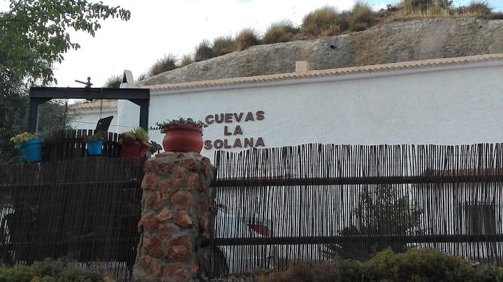 Cuevas La Solana 1