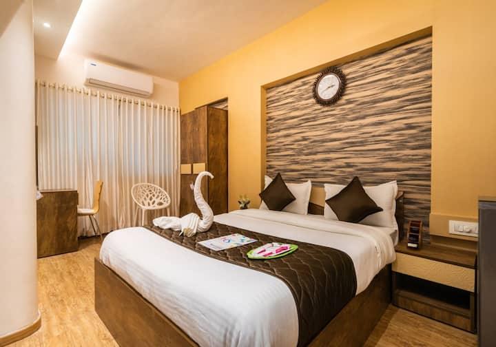 Nuevo Designed Room with Wifi - Borivali East
