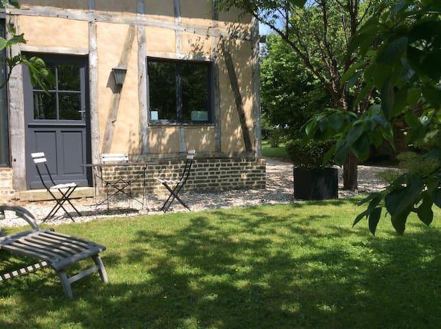 Gîte du manoir de La Muette - Isneauville