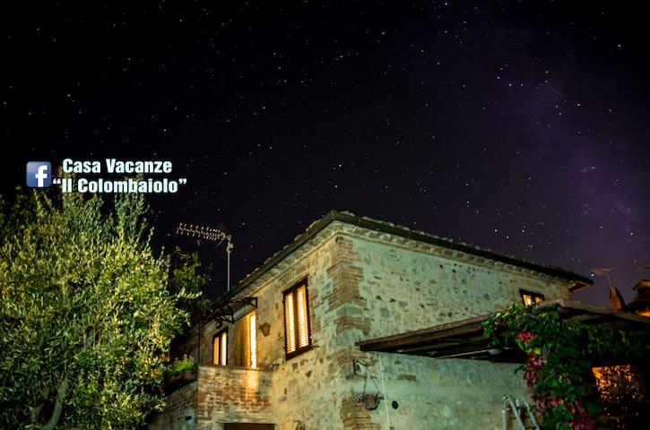 Casa Vacanze Il Colombaiolo Chianti - 卡斯德爾諾沃貝拉登卡
