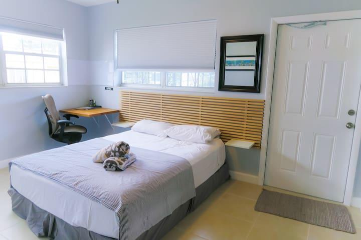 North Beach Getaway Room