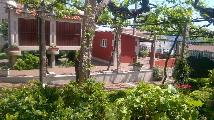 Casa de vacaciones EIRA VELLA