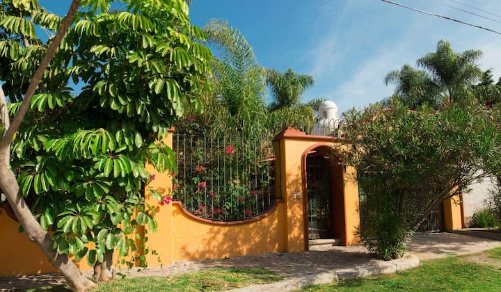 Mexican Style Home
