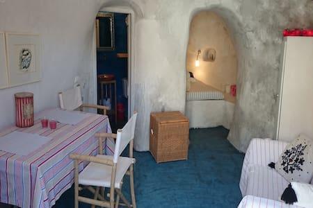 2 bedroom Cave in Santorini RE0288 Detached House - Emporio