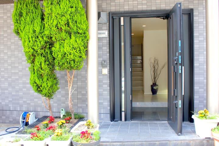 Omotenashi Osaka House T-room