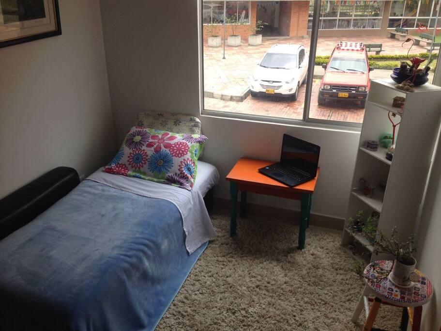 Habitación huésped 2 piso