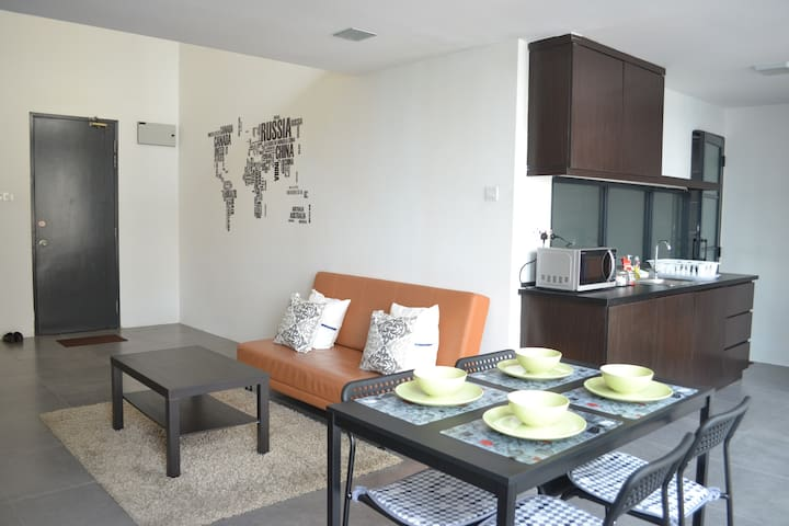 Serene Homes @ Empire Damansara - Petaling Jaya - Apartemen