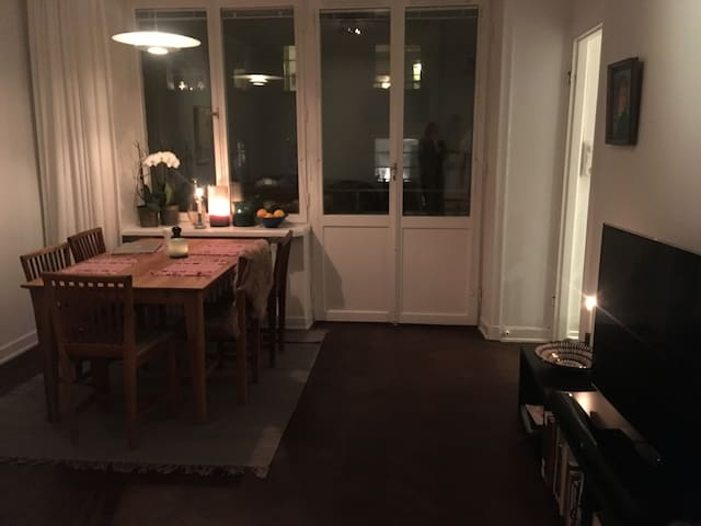 1 Bedroom apartm. w/balcony in best part of Sthlm