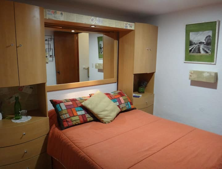 Small Room I Residential Area I Close to BUAP