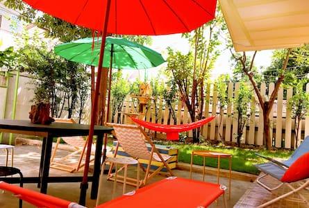 Single house near the bts udomsuk, - 曼谷 - Casa