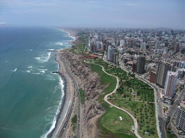 Best Location in Lima - Distrito de Lima - Daire