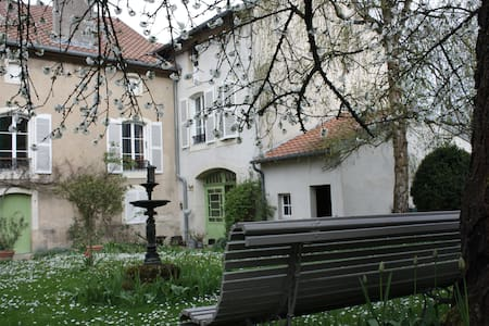Grande maison de caractère entre nature et ville - Ancy-sur-Moselle - Rumah