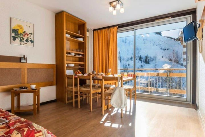 Courchevel Moriond 1650 Résidence Clubhotel Maeva