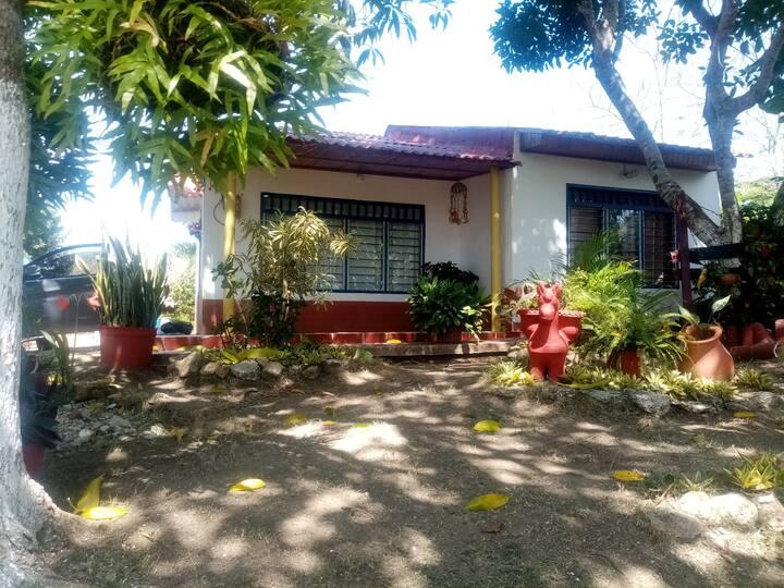 Casa campestre & caney en la Garita Sincelejo 🏡