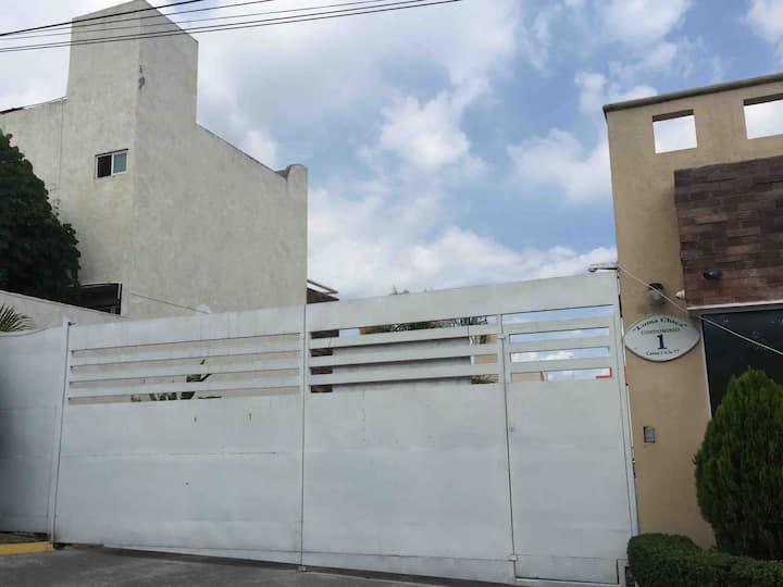 Casa en fraccionamiento Loma Chica