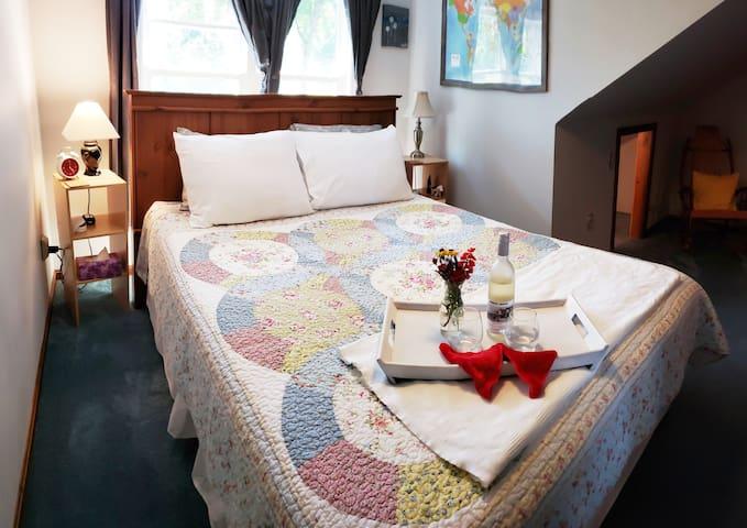 ☼Southwest Michigan Stay ☼Cozy Suite~ Retreat ♥