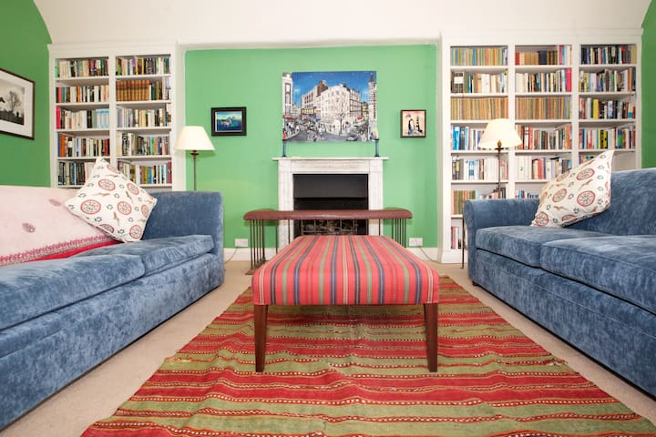 Delightful 3 bed traditional Chelsea apartment - Londres - Apartamento