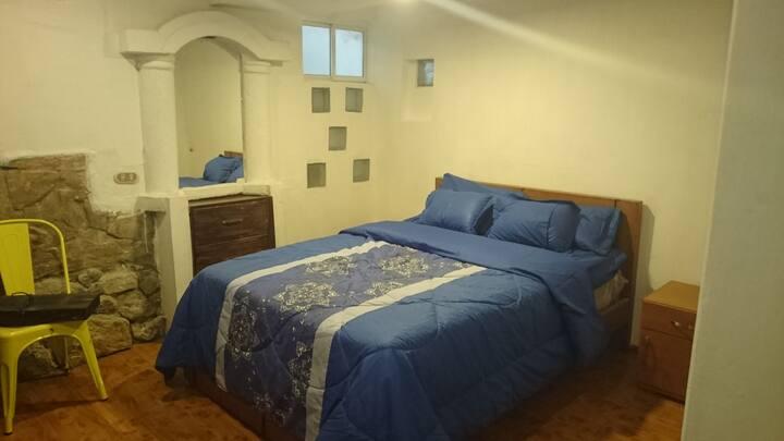 Minisuite de una habitacion cómoda