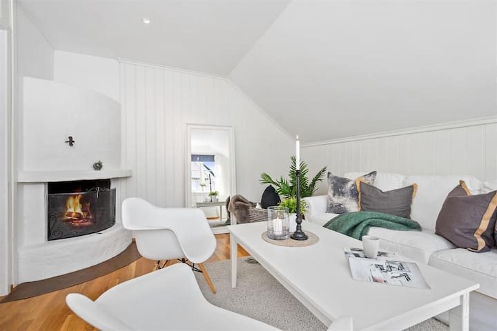 Appartement in the heart of Tønsberg!