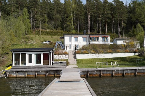 Large villa by the lake