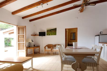 lovely country house, with air con - sant maria del cami