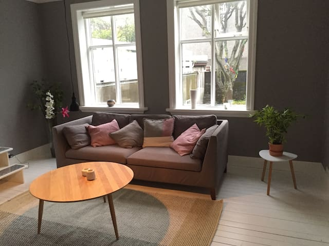 Beautiful apartment in the old part of Reykjavík