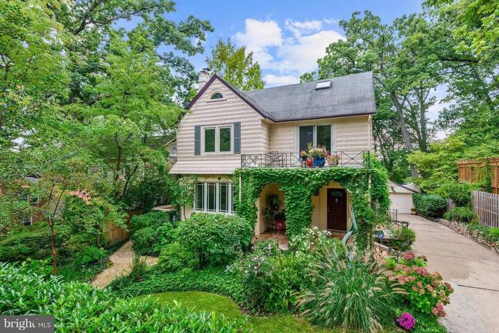 Perfect summer home for a family visiting DC