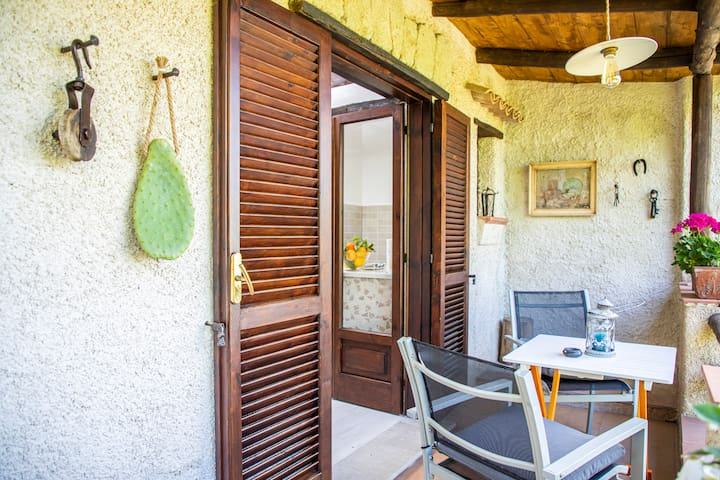 Charming apartment with terrace in Forio d'Ischia