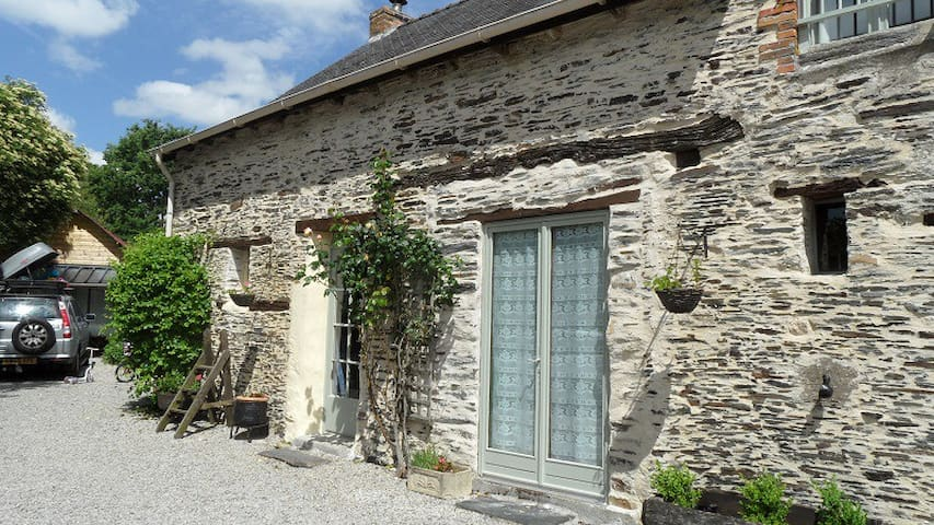 The Lodge - Rural Gite close to Chateaubriant - Saint-Julien-de-Vouvantes - บ้าน