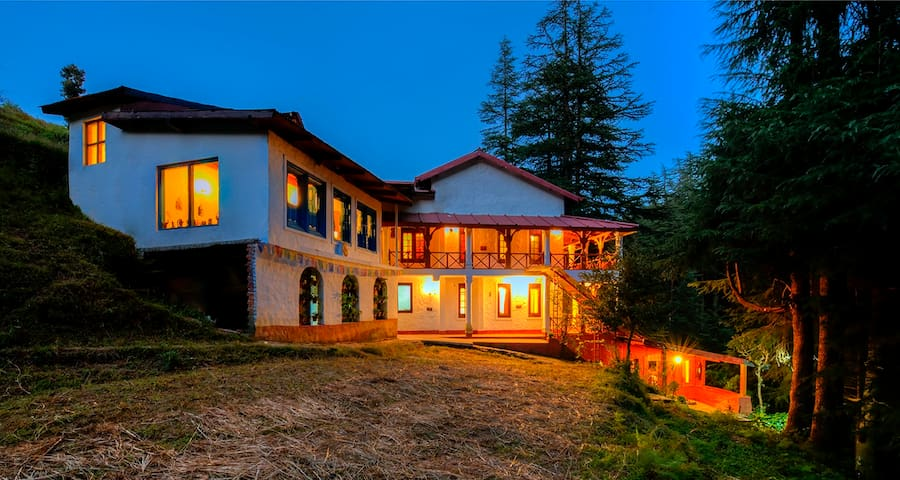 The Wellness  Lodge,Jageshwar