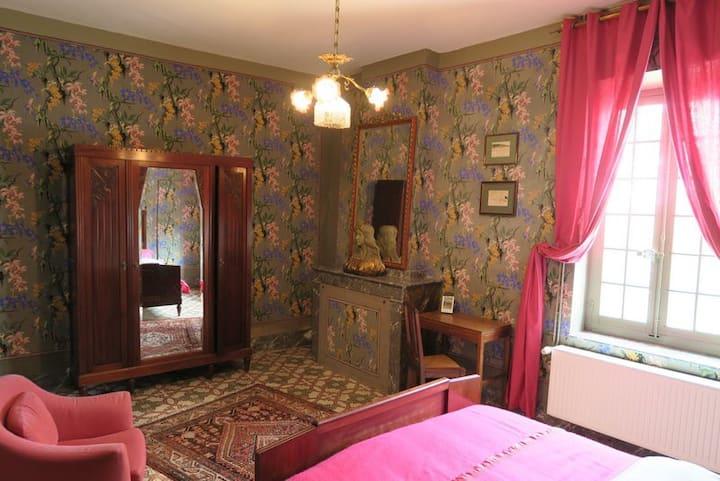 Château de Puichéric - Farjonel room
