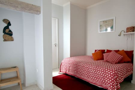 Cosy T0 with pateo - Lisbonne - Appartement