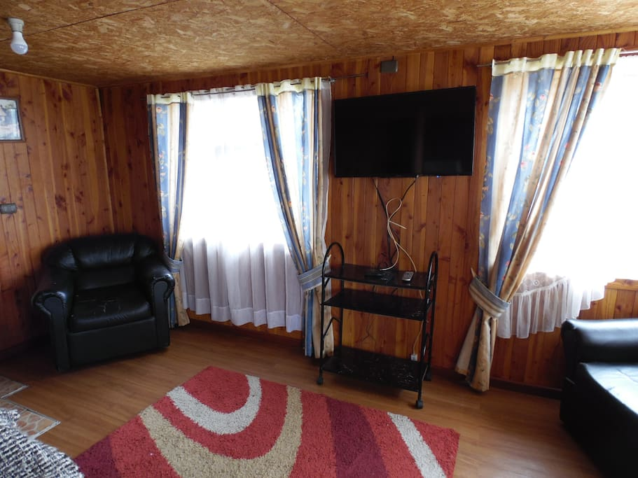 Living Cabaña 2