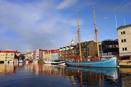 Live in central Tórshavn - explore Faroe Islands - Tórshavn