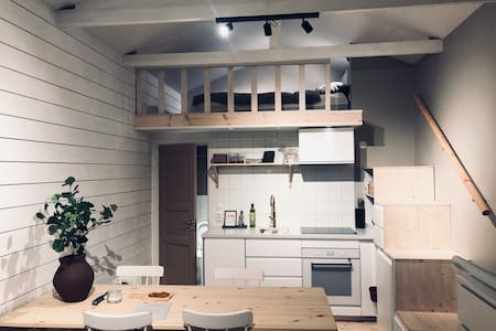 Brand new tiny house - 15 min to central Sthlm