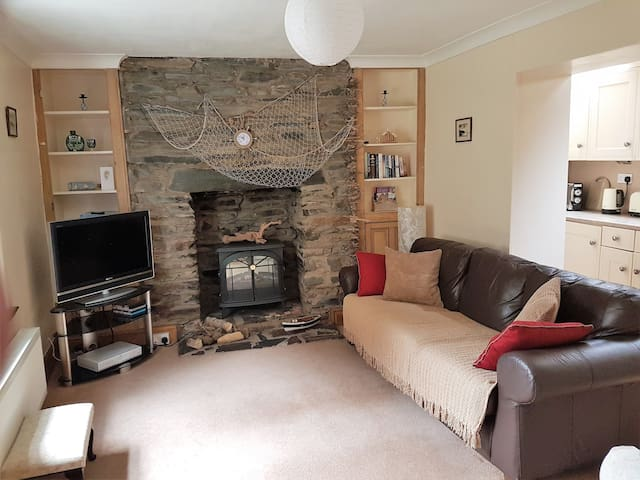 Driftwood Self Catering Holiday Cottage in Peel - Peel - Dom