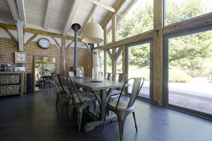 Maison Loft alliant charme et design