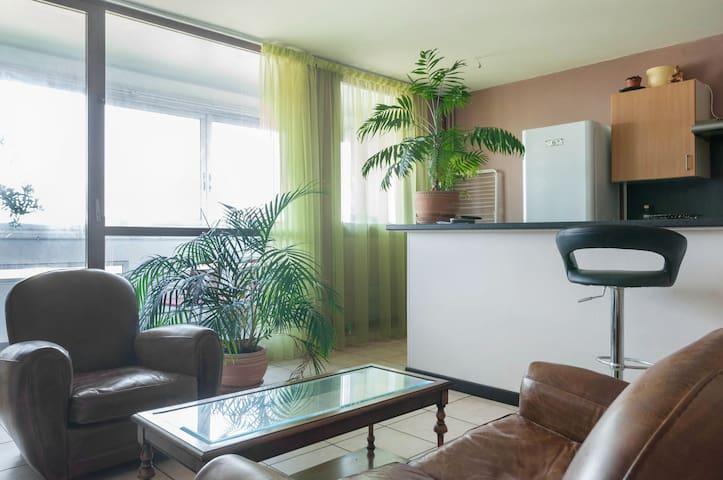 Appartement en banlieue proche de Paris - Sartrouville