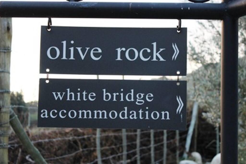All roads lead to White Bridge Accommodation
