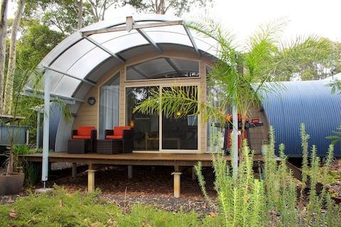 Deedy's Nest -Couple's Eco- Retreat at Mystery Bay