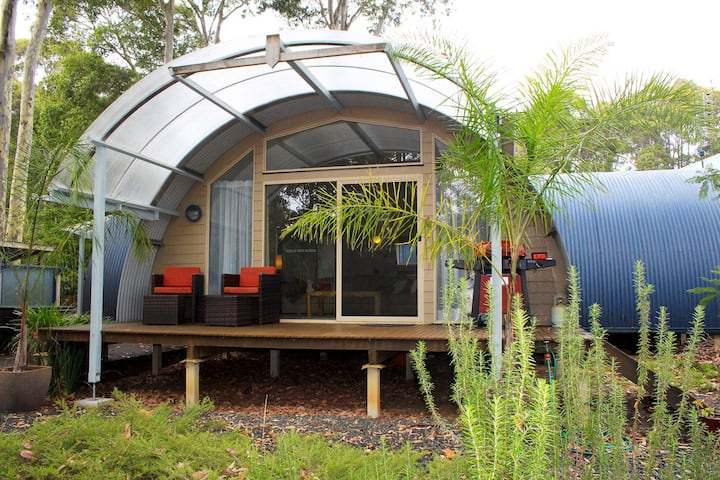 Deedy's Nest -Couple's Eco- Retreat at Mystery Bay