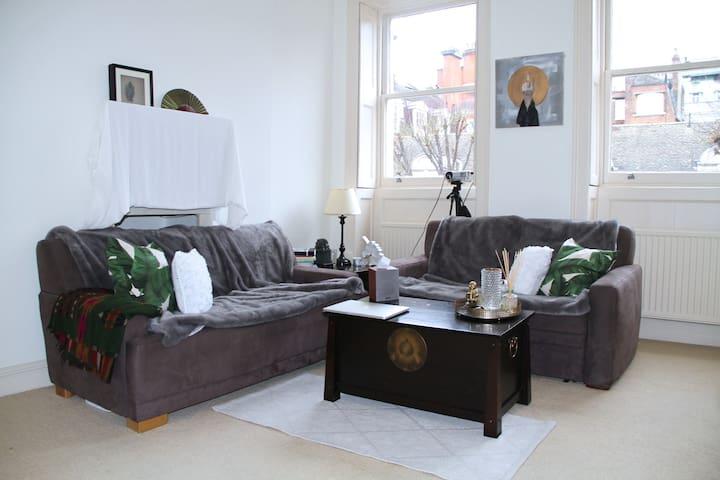 Cozy Shared Flat 10 mins from King's Cross! - London - Lägenhet
