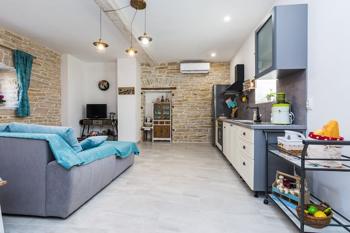 Apartment Nostalgija, Benkovac