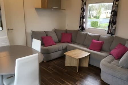 location mobil home 6/8 couchages Litteau 14490