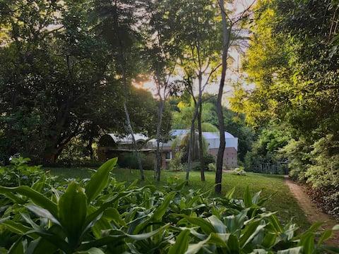 Cabin with unique view of Amboró National Park