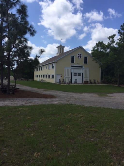 Stark Barn Odessa, Florida