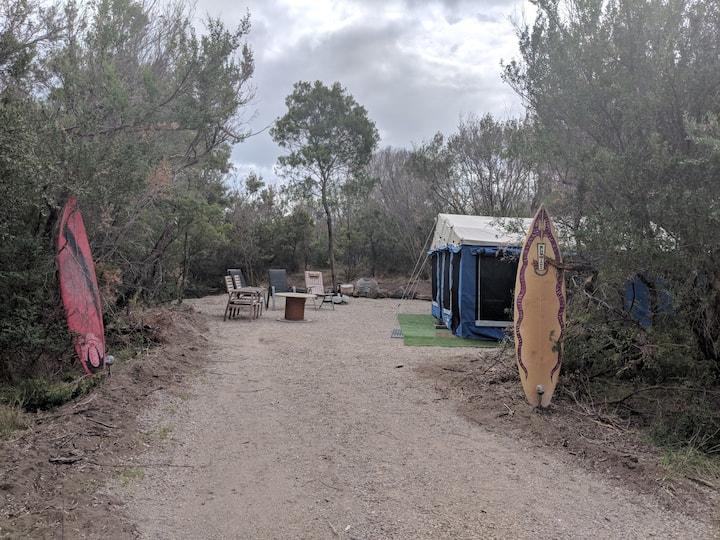 El Campo Relaxo CAMPSITE FUN 7 acres